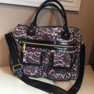 EUC Betsy Johnson Weekender Bag